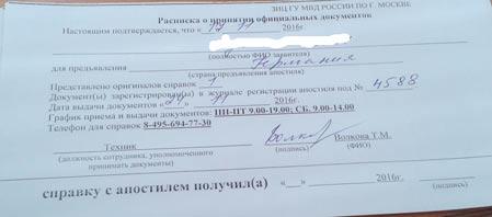 Справка о несудимости в москве на автозаводской справку с места работы с подтверждением Ботанический переулок